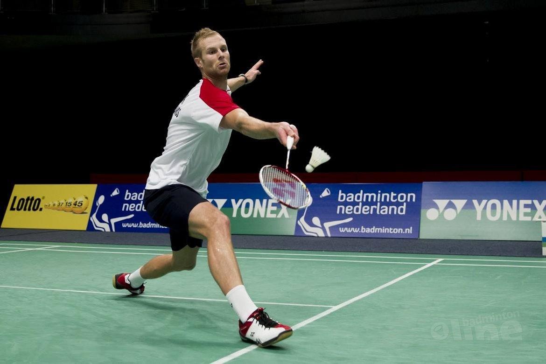 Jordy Hilbink wordt jeugdtrainer bij badmintonclub in Lisse