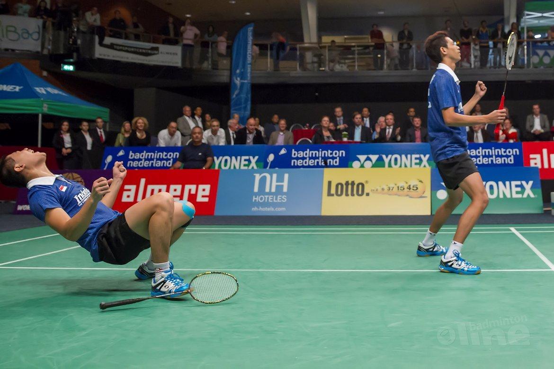 Winst voor Arya/Yusuf in spectaculaire Indonesische finale