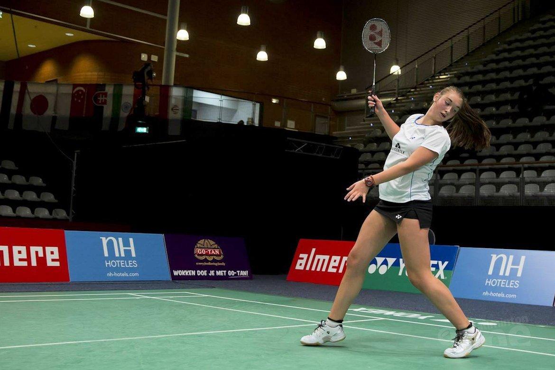 Vlaar, Wijnands en Van der Aar door op Slovenia Junior