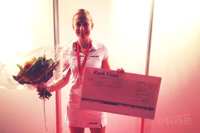 Eefje Muskens/Selena Piek winnen Bitburger Open