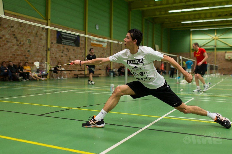 Maakt Erik Meijs zijn plaatsing waar tijdens de Conquesto Master in Zoetermeer?