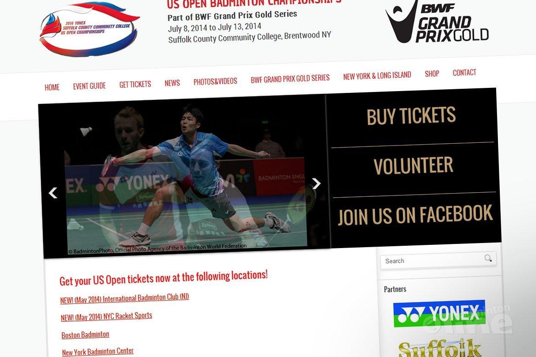 Nederlandse deelnemers US Open