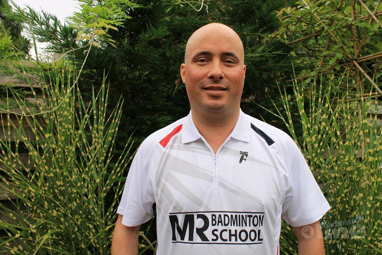 Nieuwe stap voor Mister Badminton