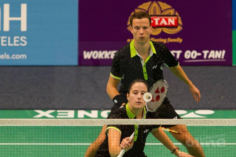 Nederlandse dubbelkansen op Yonex Dutch Open