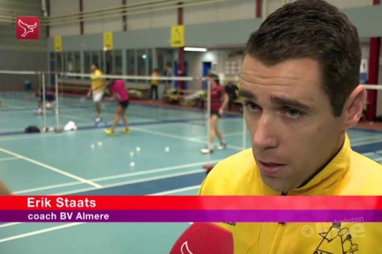 BV Almere zet in op jong talent