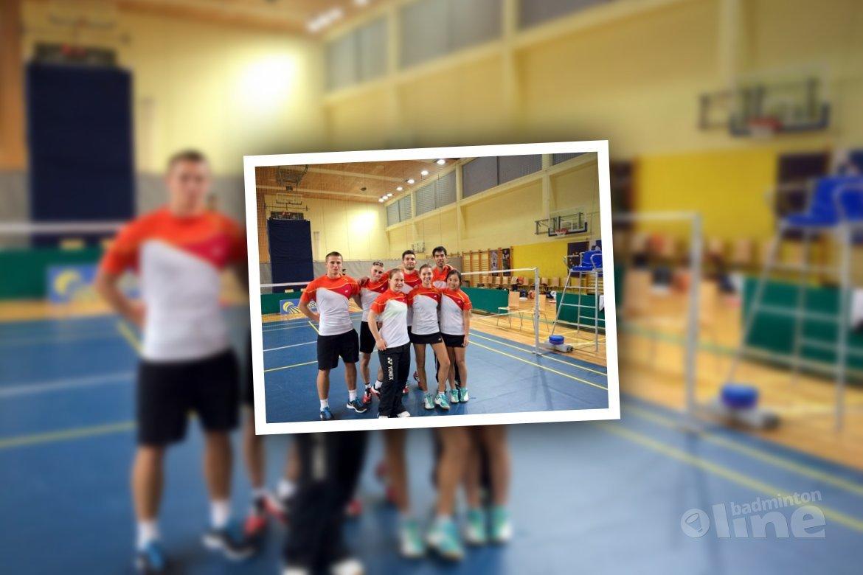 Overwinning Oranje op Litouwen tijdens EK kwalificaties