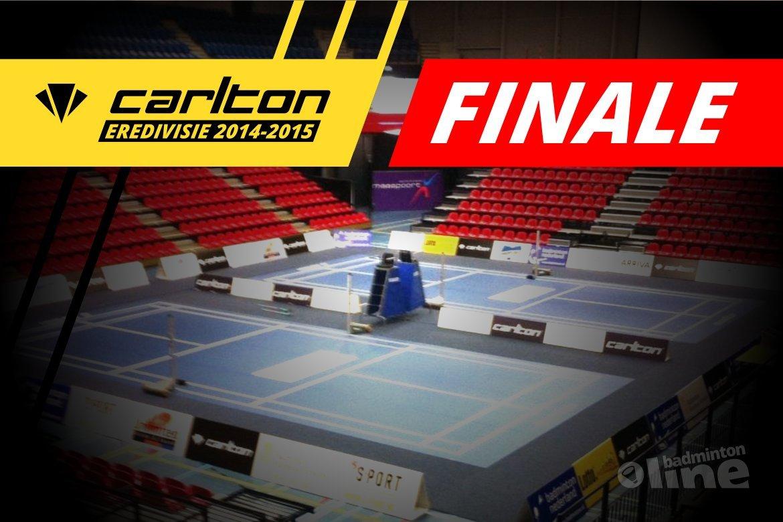 (Sub)sponsormogelijkheden finale Carlton Eredivisie in Den Bosch