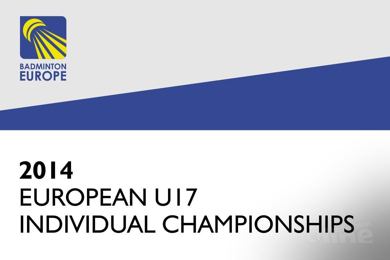Resultaten eerste dag individueel toernooi bij EJK U17