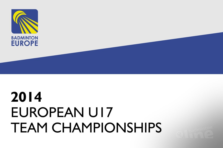 Verlies tegen Kroatië bij EJK U17