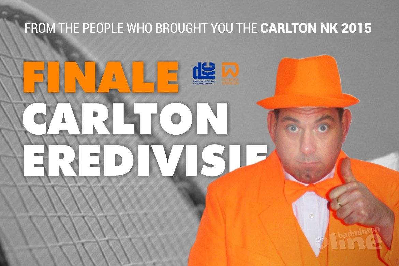 De week na de finale Carlton Eredivisie