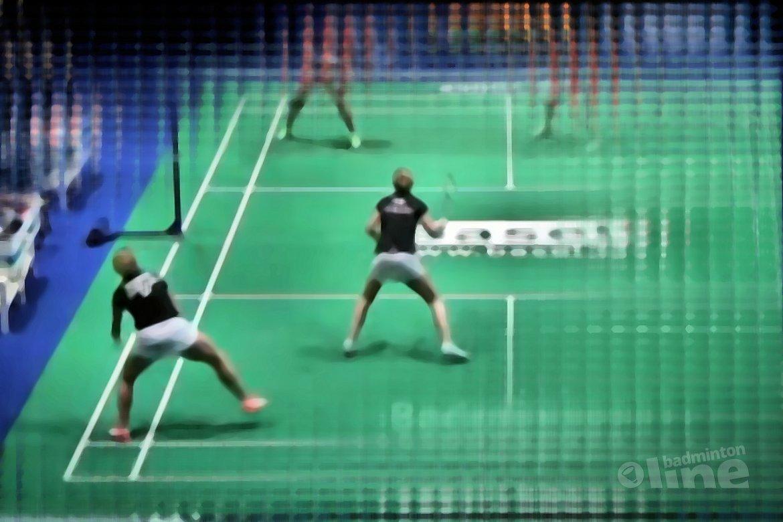 Eefje Muskens en Selena Piek plaatsen zich voor kwartfinale Indonesia Open