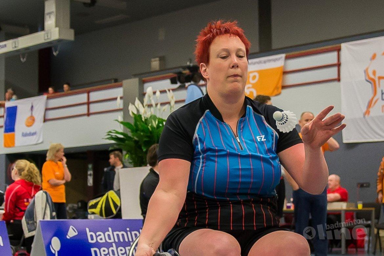 Ilse van de Burgwal: voor vijfde keer op rij Nederlands Kampioen!