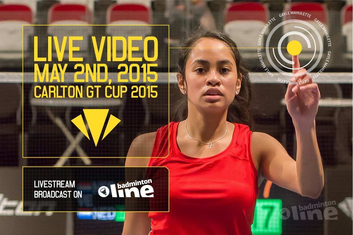 Dutch Badminton Cup Final broadcasted live on internet