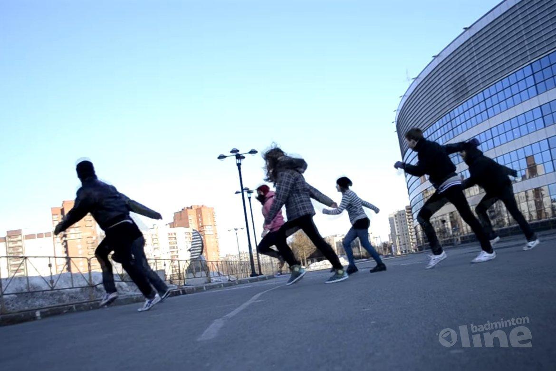 Freestyle badminton als sleutel naar Nederlandse jongeren