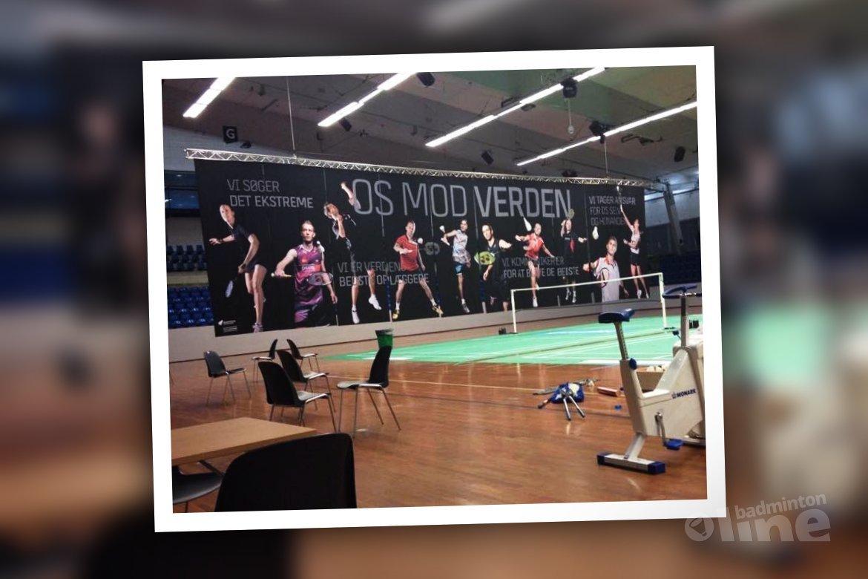 Dutch number one Soraya de Visch Eijbergen finishes training week in Denmark