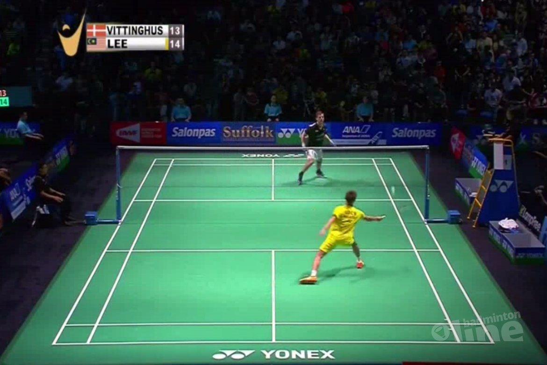 Badminton spectators must have manners too