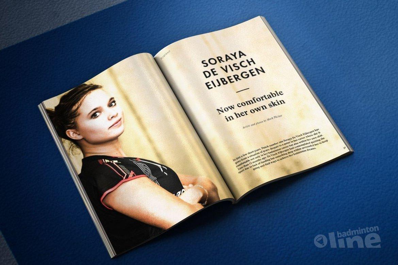Soraya de Visch Eijbergen: Now comfortable in her own skin