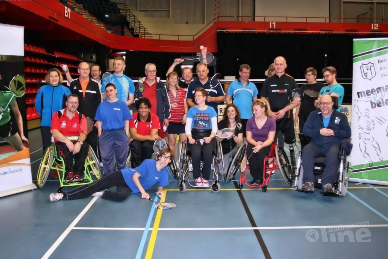 Bossche Badmintondagen 2016 in aantocht!