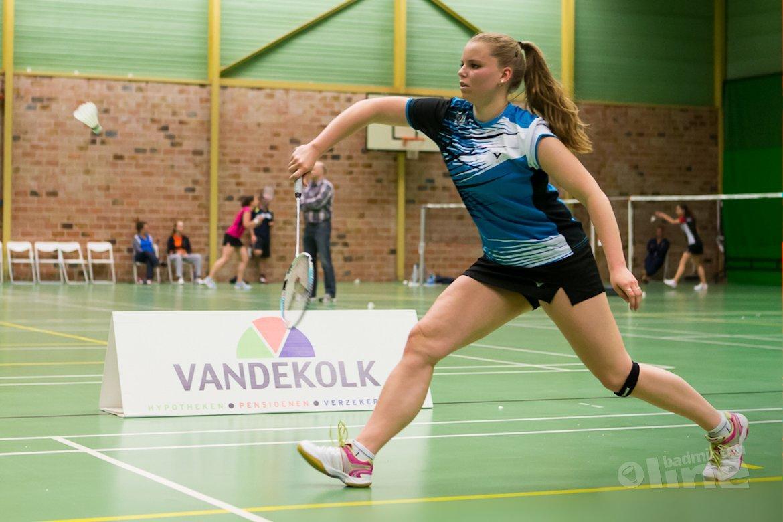 Tamara van der Hoeven wil Master-titel prolongeren in Zoetermeer