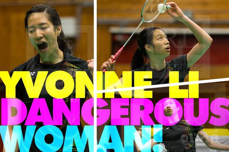 Something about Yvonne Li: a dangerous woman in Wateringen