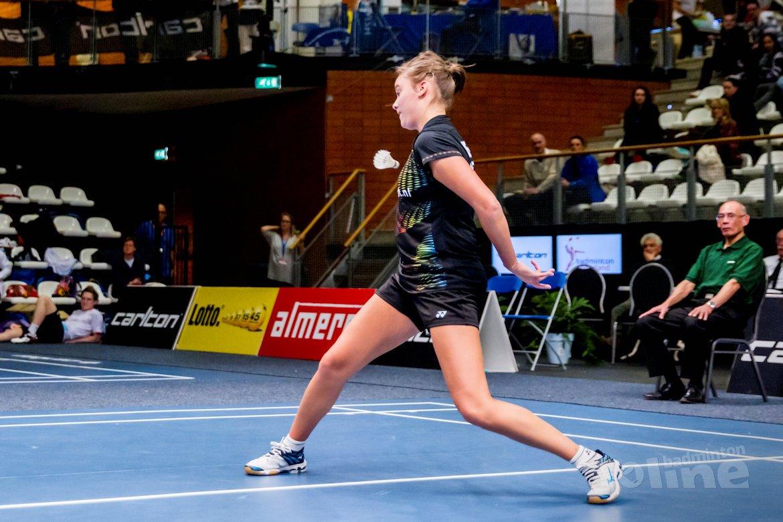 Three strikes and you're out: Soraya de Visch Eijbergen exits Finnish International in first round
