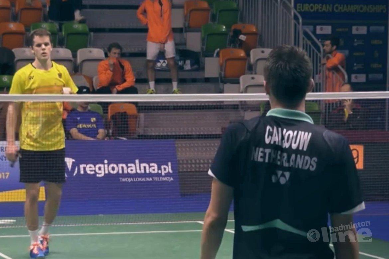 Nederland tegen Engeland in kwartfinales EK gemengde teams
