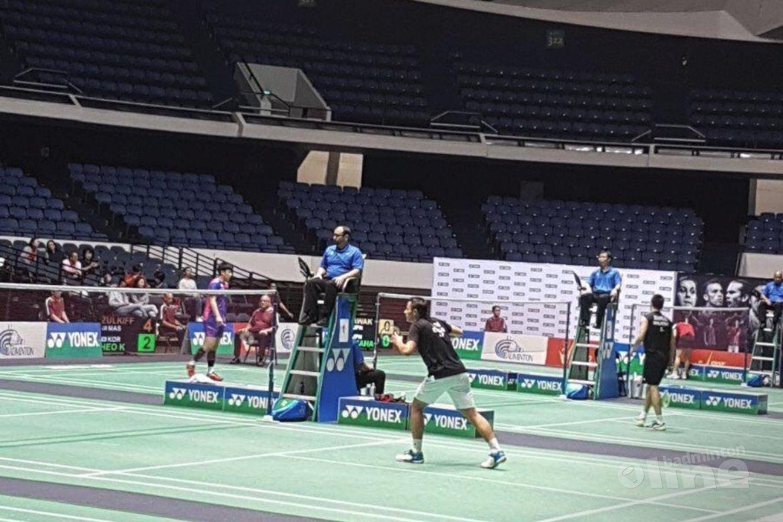 Geen Nederlanders naar kwartfinales US Open 2017