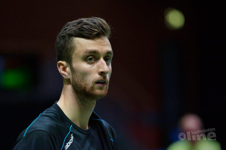 Duinwijck wint eerste halve finale Nederlandse Badminton Eredivisie 2017-2018