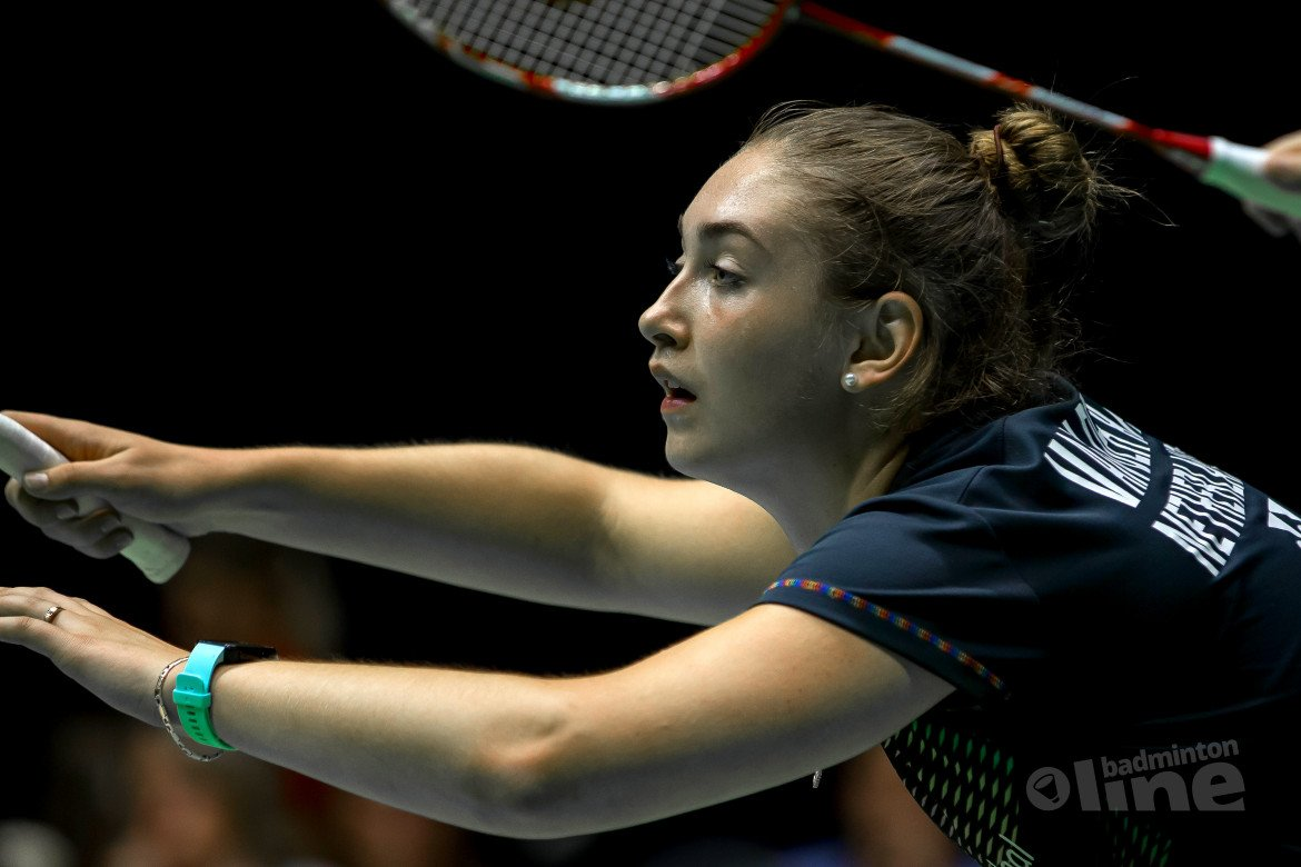 YONEX Estonian International 2020 met rentree Imke van der Aar