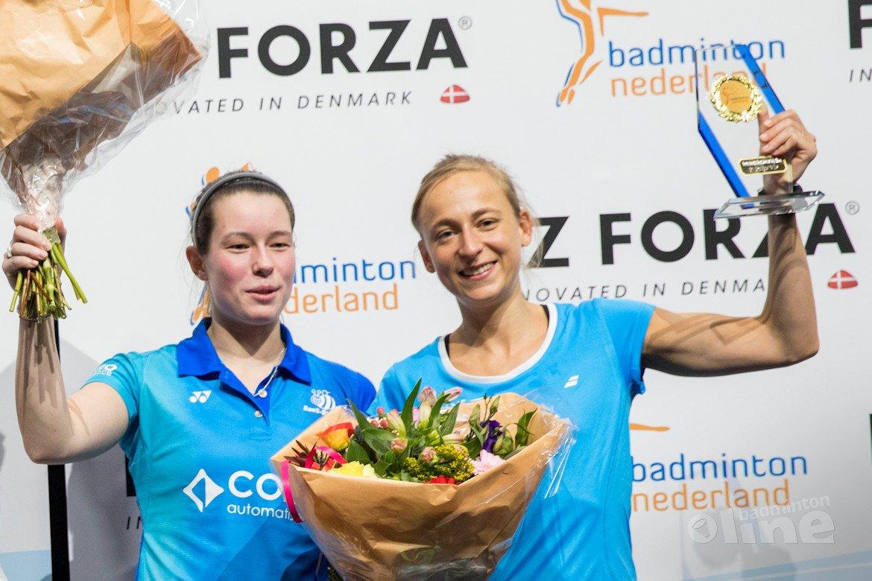 Badmintonster Selena Piek pakt haar tiende nationale titel