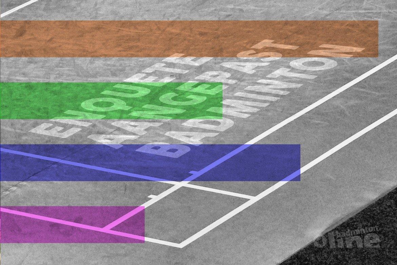 Enquête Aangepast Badminton voor Nederlandse parabadmintonners