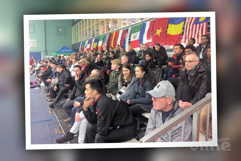 Nog twee dagen topbadminton in Duinwijck-hal in Haarlem bij Dutch Junior International