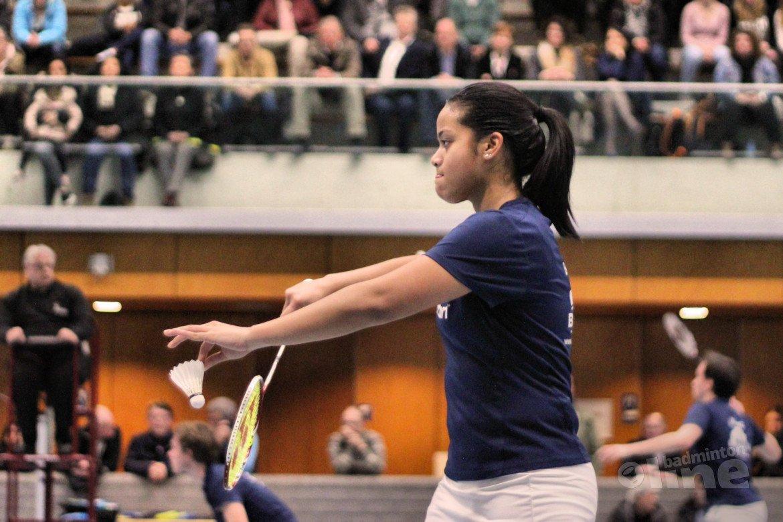 Wie wordt de nieuwe Alyssa Tirtosentono van de Junior Master van Hoornse BV?