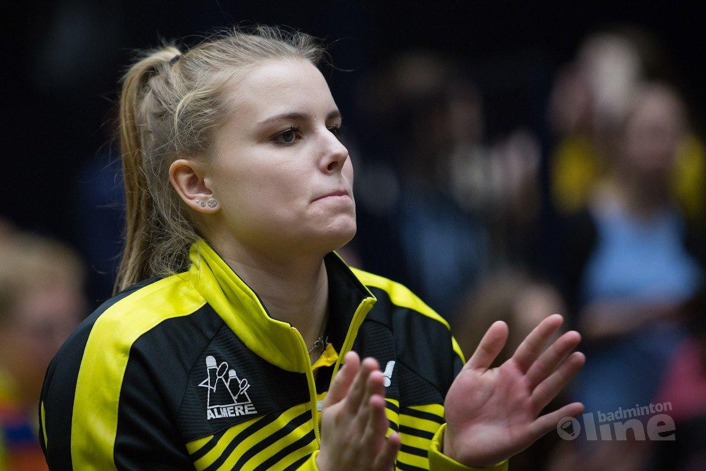 Tamara van der Hoeven gaat Alex Vlaar achterna: volgend seizoen in VELO groen-rood
