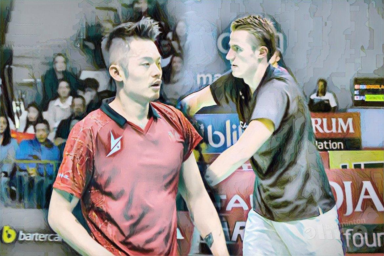 Loting WK Badminton in China bekend: Nederlandse topper Mark Caljouw opent tegen GOAT Lin Dan