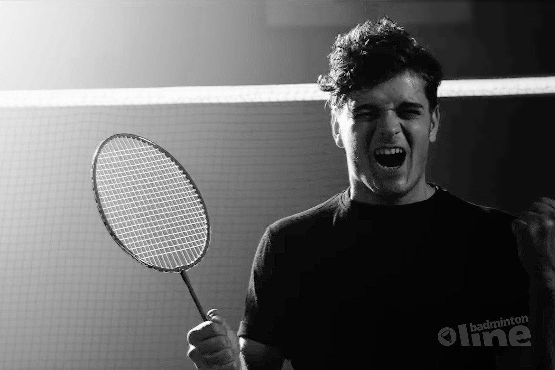 Dutch mega-DJ Martin Garrix featured in Game Over badminton music video