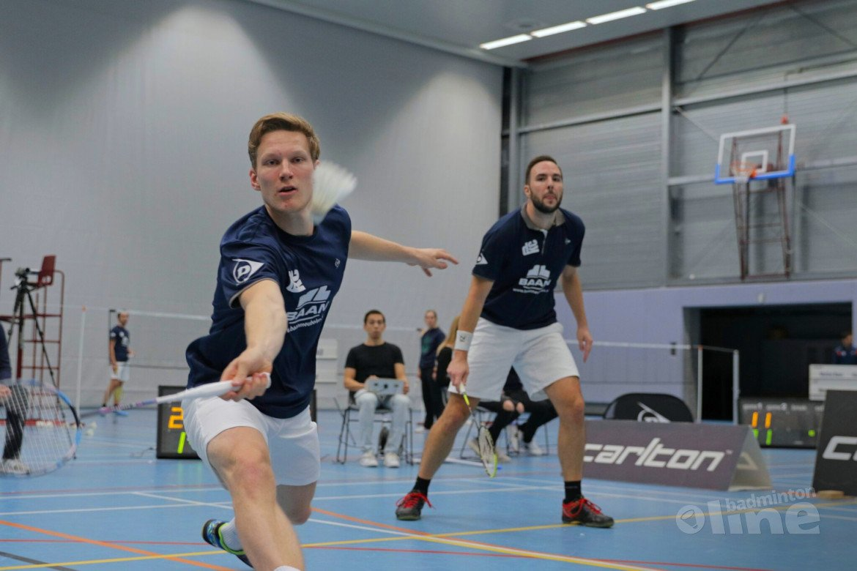 DKC kruipt langzaam maar zeker omhoog in Nederlandse Badminton Eredivisie