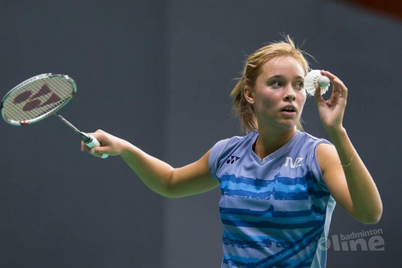 Vooruitblik vrouwenenkel Yonex Dutch Open