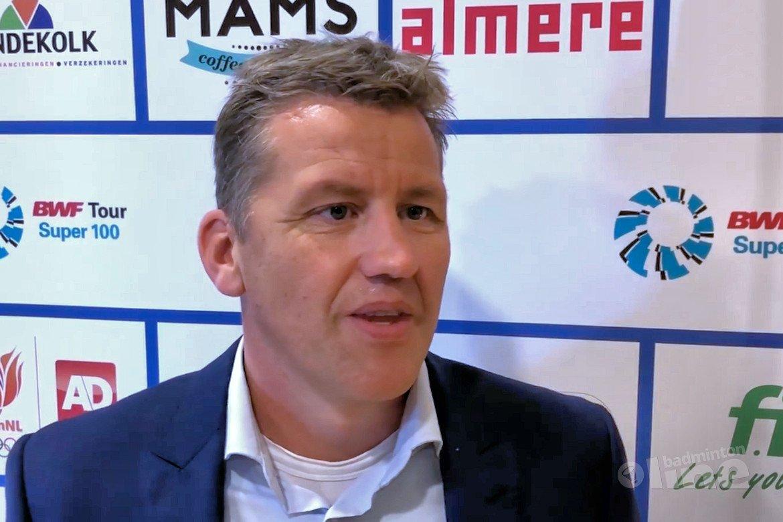 Hendrik Boosman voor het vierde jaar toernooidirecteur Dutch Open 2018