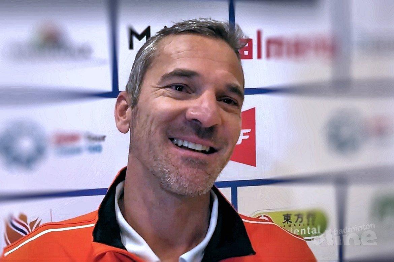 Victor Anfiloff over Nederlandse topbadmintonners: finales Dutch Open 2018 binnen bereik