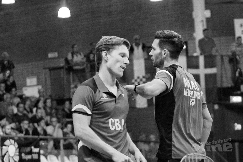 Dubbels Maas-Tabeling en Piek-Seinen naar finale op Yonex Dutch Open