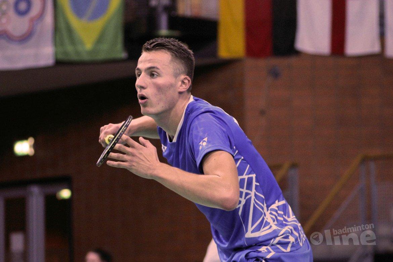Geen A-status, wel lucratief Indiaas avontuur voor badmintonner Caljouw