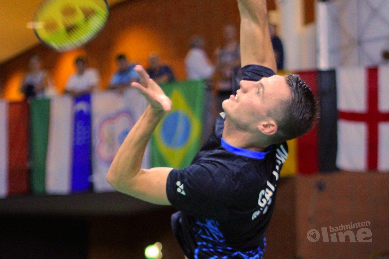 Mark Caljouw en koppel Robin Tabeling / Selena Piek in finale Austrian Open