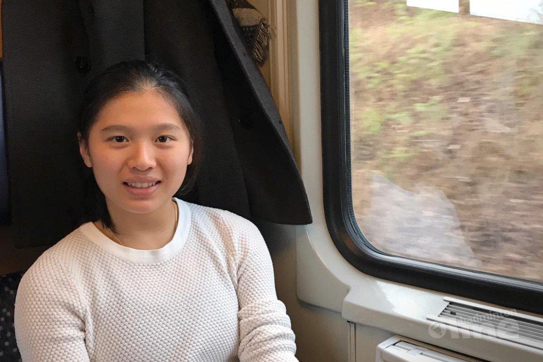 Amy Tan wint Czech Open 2018 Junior