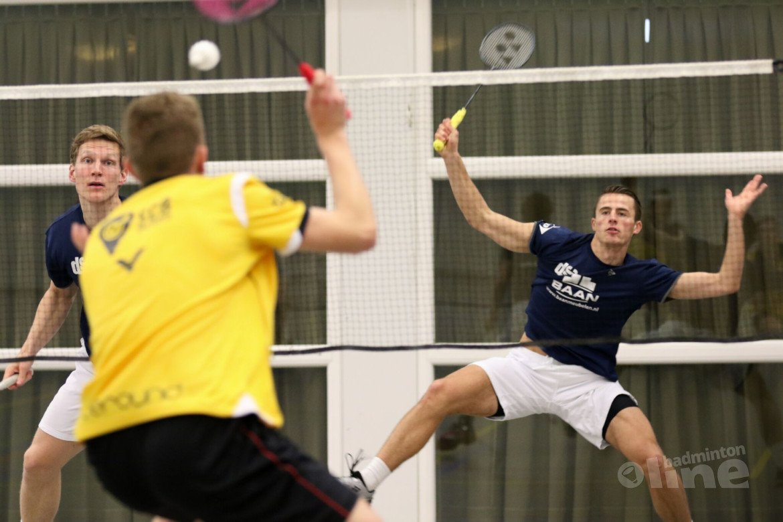 Haagse DKC slaat toe in dubbelweekend Nederlandse Badminton Eredivisie