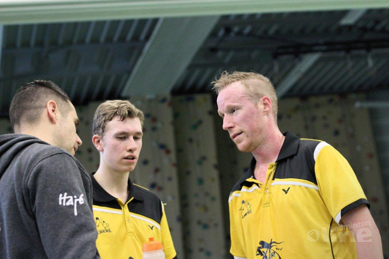 Almere pakt laatste strohalm in Nederlandse Badminton Eredivisie pot tegen Hoornse