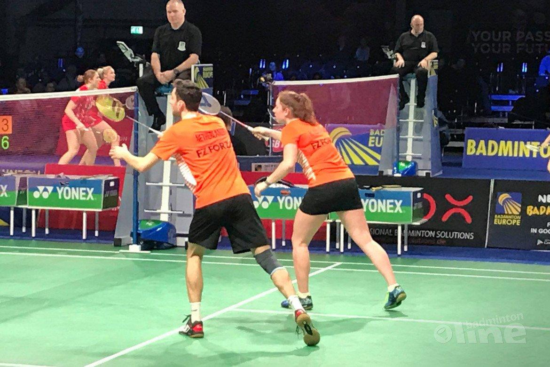 EK Gemengde Teams 2019: Nederland verslaat Spanje met 3-2