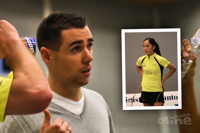 Almere-coach Erik Staats: 'Keep your balls deep'
