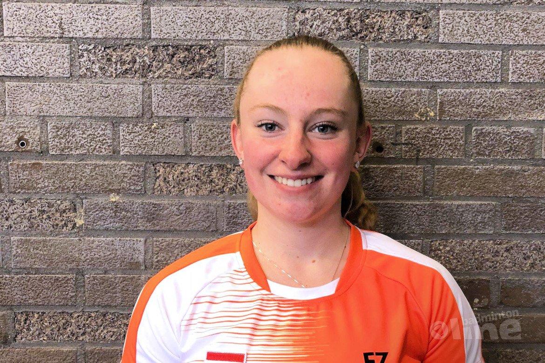 Exit bij Badminton Nederland: Jeugdbadmintonner Charissa Kuiper verlaat Papendal