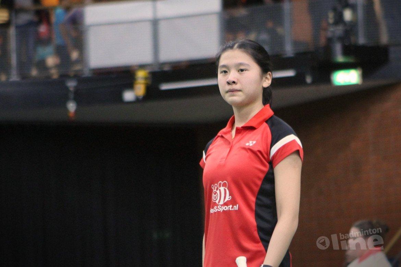 Amy Tan, Noah Haase en Finn Achthoven badmintonhelden NJK Badminton 2019